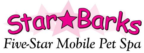 Star barks llc five star mobile pet spa grooming for 5 star mobile salon